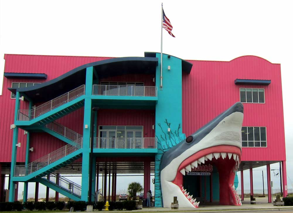 Sharkheads Construction | J.O. Collins Contractor, Inc. |Serving The Mississippi Gulf Coast with Quality & Integrity Since 1954 | (228) 374-5314 clark_matthews@jocci.net | 206 Iberville Drive P.O. Box 1205 Biloxi, MS 39533